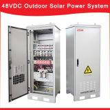 48VDC電気通信の電力設備で使用されるハイブリッドSoalrのパワー系統の電気通信の基地局