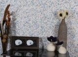 Revestimento da parede da fibra da tela natural do algodão de DIY, Wallcovering para interno