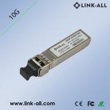 10GB/S 1554.13nm DWDM 80km SFP+ de Optische Zendontvanger van de Vezel