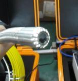 videocamera van de Inspectie van de Lijn van het Riool van de Lente van 23mm de Flexibele Lange