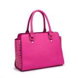 handbag 최신 유일한 디자인 형식 PU 여자 끈달린 가방 숙녀