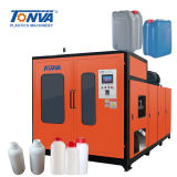 Tonva 플라스틱 농약은 기계 또는 화학제품 병 부는 기계를 만드는 중공 성형 기계 또는 플라스틱 병을 병에 넣는다