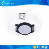 防水普及したLf Hf UHF RFIDの腕時計の札のリスト・ストラップ