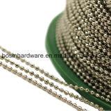 Qualitäts-Metallgoldfarben-Kugel-Kette