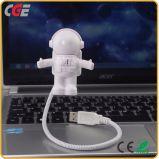 Mini lâmpada creativa do diodo emissor de luz do USB da luz do teclado do portátil de Astro
