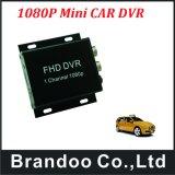 HD 1080P 14チャネルのマイクロ車移動式DVR
