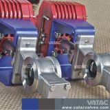 Valvola a sfera Port della cialda A216 Wcb/Lcb/Wc6/Wc9/CF8/CF8m V