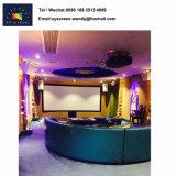 X-ybildschirm 150 Zoll-örtlich festgelegter Rahmen-Projektor-Bildschirm für Haupttheater