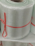 270gガラス繊維の布の明白な織り方のEガラスによって編まれる粗紡