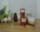 precio de fábrica del pilar de la Navidad de forma artesanal de velas Aroma
