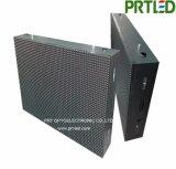 Écran de visualisation imperméable à l'eau de panneau-réclame d'IP 65 DEL pour la publicité fixe extérieure (P5, P6, P8, P10)
