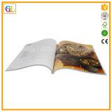 フルカラーのコックの本の印刷サービス(OEM-GL028)