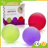 卸し売り熱い販売の新型の卵の形のシリコーン手のグリッパーのグリップ手はマッサージ、球のグリップを緩める