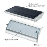 Das 70 LED-Solarlicht mit Arbeitsmodi des Radar-Bewegungs-Fühler-fünf imprägniern Garten-Lampe mit Fernsteuerungs
