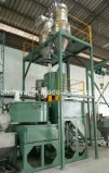 Plastic Vacuum Conveyer to Mixer machine and To extrude Machine