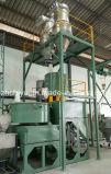 Transportador de vacío de plástico mezclador a máquina y máquina extrusora