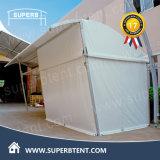 3*5m 소형 옥외 절반 돔 천막
