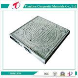 Couverture en fibre de verre renforcée en fibre optique