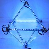 Luz decorativa da câmara de ar da geometria do clube noturno do estágio da alta qualidade