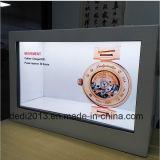 49inch透過LCDのパネルスクリーン適用範囲が広い透過LCDの表示