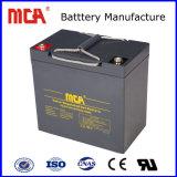 Gel Solar Batería 12V 200Ah batería solar de batería solar del ciclo celular