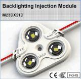 UL/Ce/RoHS 증명서를 가진 좋은 의견 2835SMD 주입 LED 모듈 빛