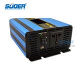 Inverseur solaire intrinsèque d'énergie solaire du contrôleur 12V de Suoer 500W avec le chargeur (SUS-500A)