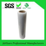 Film d'étirage transparent LLDPE à enveloppe rétractable de palette (homologué SGS / ISO9001)