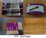 Lampe-torche rechargeable de la haute énergie DEL