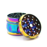 4layers 55mm Molen van het Kruid van de Legering van het Zink de Kleurrijke voor de Pijp van de Sigaret