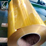 Катушка оцинкованной стали с полимерным покрытием для Южной Африки на рынок