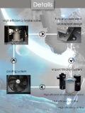 Jf-permanente de compressor-Reserveonderdelen van de Lucht van de Magneet Delen voor de compressor-Lucht van de Lucht Compressor van de Airconditioner van de Auto van de Compressor de was-Mini