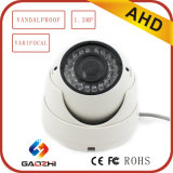 960p Vandalproof CMOS IP66のドームのVarifocal Ahdの保安用カメラ