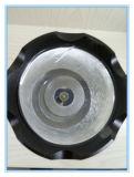 長距離最も明るい懐中電燈の3モードの再充電可能なトーチ