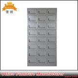 24 Casier de stockage public de l'acier de porte