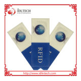 長距離PVC UHF RFIDのカードの札