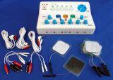 Estimuladores electrónicos de la acupuntura del Massager del pulso del canal del Portable 6