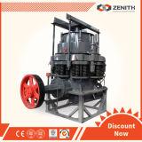 Triturador do cone da alta qualidade do zénite com capacidade 50-350tph