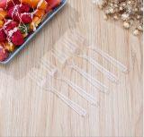 昼食のヌードルのためのFDAのトウモロコシ澱粉の使い捨て可能なプラスチックフォーク