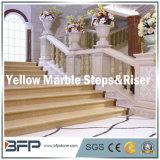 De populaire Marmeren Trede van de Steen/Stappen/Step&Riser voor de Decoratie van de Hal/van de Villa/van het Hotel