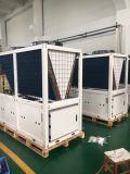 55~60のDeg Cの熱湯のための75kw空気ソースヒートポンプの給湯装置