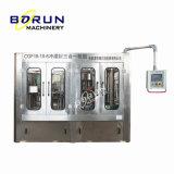 Venta caliente botella de vidrio automática de llenado de agua mineral líquido envasado Máquina de embalaje