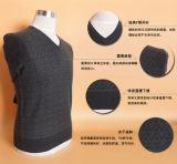 Yak-Wolle-Strickjacke-/Yak-Kaschmir-Strickjacken strickten Wolle-Strickjacken
