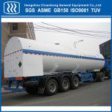 Semi Aanhangwagen van de Vloeibare Zuurstof van het LNG van de Tanker van ASME GB de Cryogene