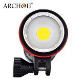 Unterwassertaschenlampe des Archon-helle Video-2700 der Lumen-LED