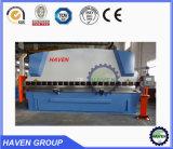 máquinas de dobra WC67Y da folha de metal da elevada precisão