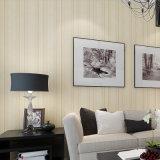 Quanlity alto estilo de moda de papel tapiz de PVC de pared