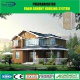 Prefab панельные дома контейнера офиса здания стальной структуры модульные