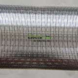 Or 273mm Stainless 304 Steel Wire Wrapped Screen Pipe Oil Filter