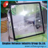 Paneles de vidrio aislante, Vidrios de doble acristalamiento, Vidrio aislante con Ce & ISO